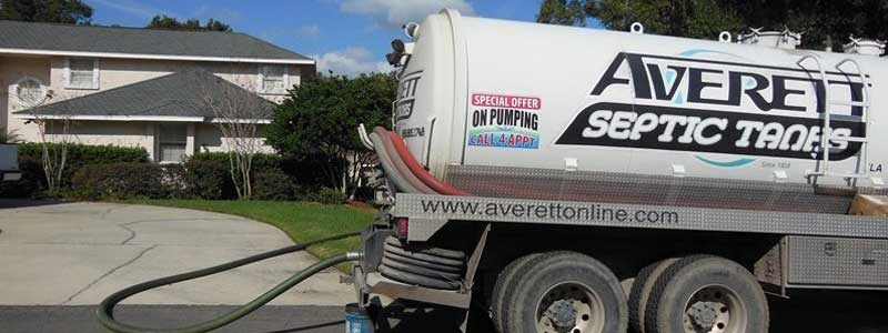 Residential Septic Pumping in Winter Haven, Florida