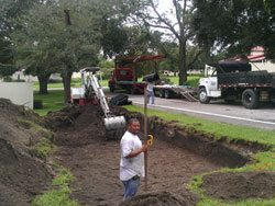 Drain Field Repair in Mulberry, Florida