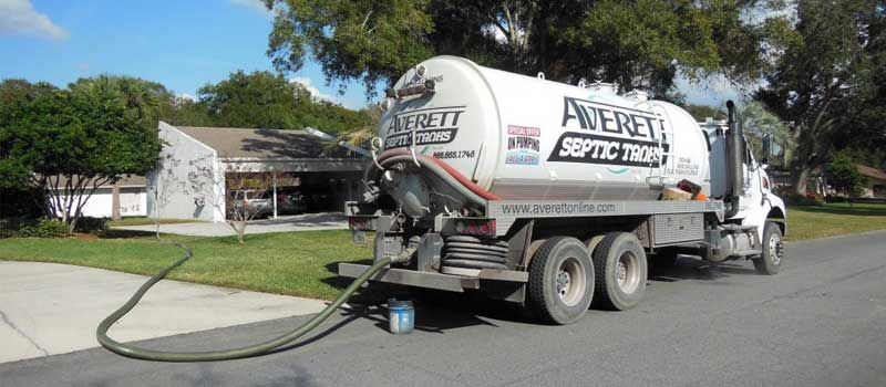 Residential Septic Cleaning, Polk City, FL