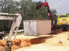 Septic Tanks in Polk City, Florida
