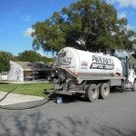 Residential Septic Pumping in Polk City, Florida