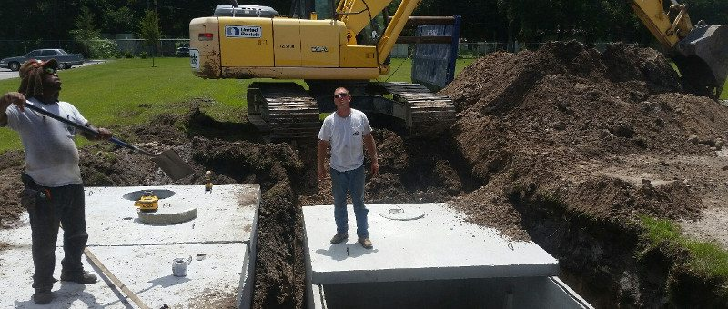 Septic Installation in Lakeland, Florida