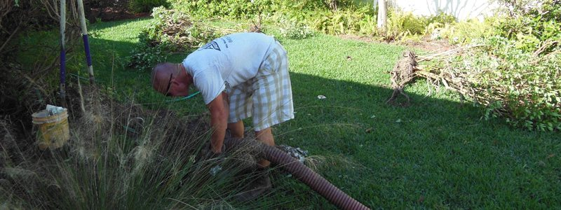 Residential Septic Inspection in Lakeland, Florida
