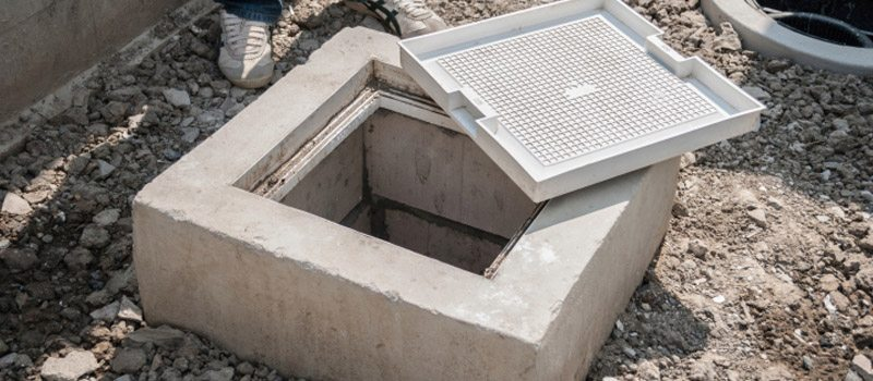 Real Estate Septic System Inspection in Mulberry, Florida