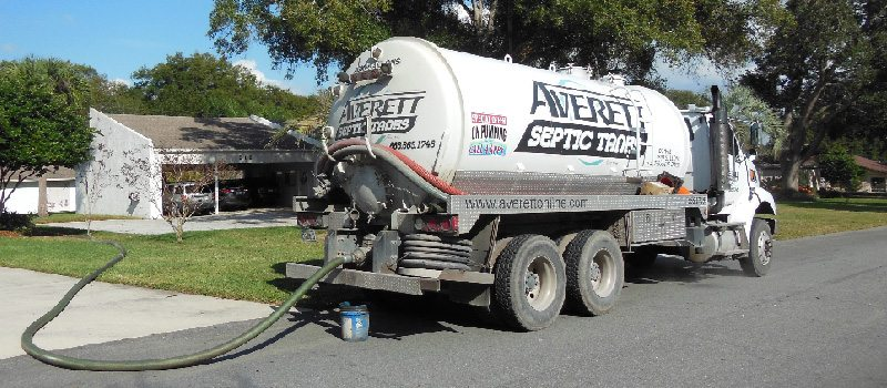 Residential Septic Pumping in Lakeland, Florida