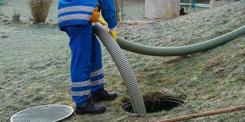 Septic Cleaning: Residential and Commercial