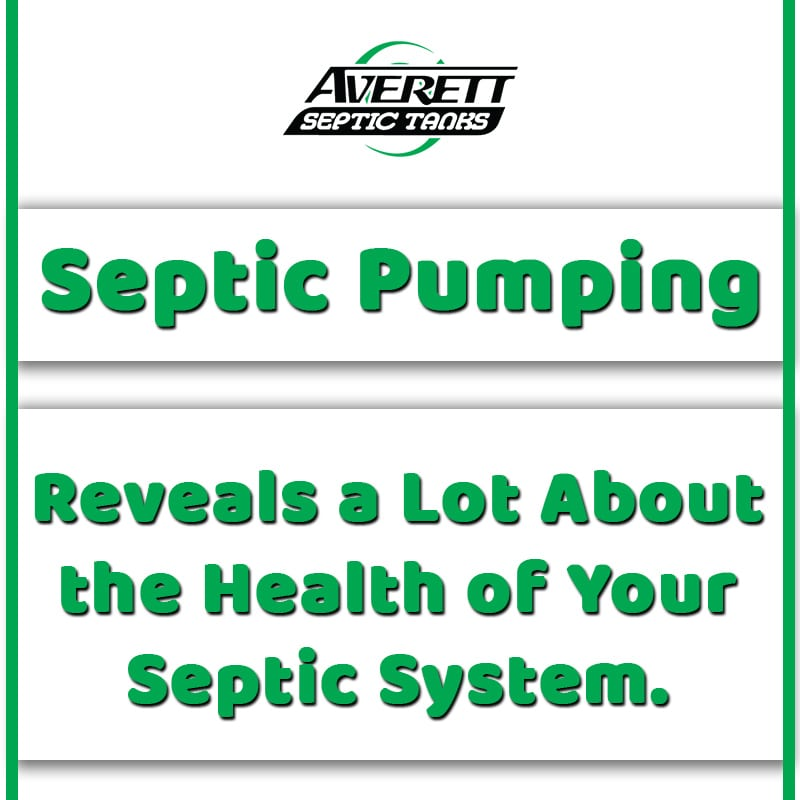 Septic Pumping Reveals a Lot About the Health of Your Septic System