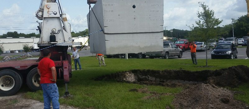 Septic Installation in Plant City, Florida