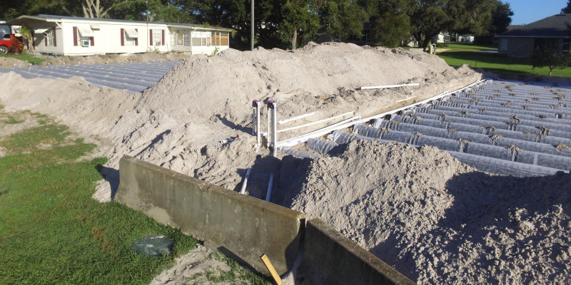 Commercial Septic Services in Lakeland, Florida